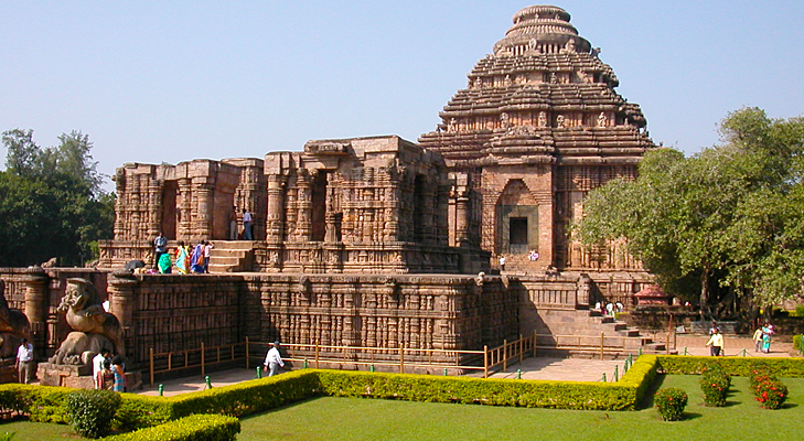konark temple @TheRoyaleIndia