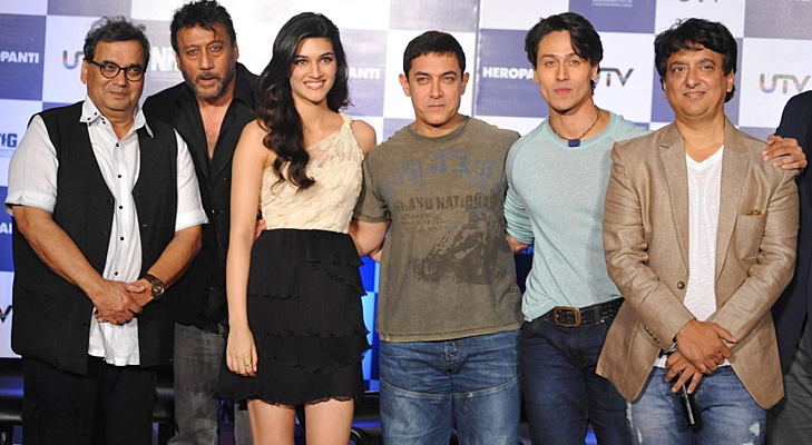 launch of heropanti movie @TheRoyaleIndia