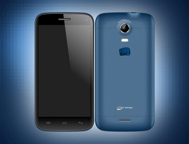micromax canvas turbo mini @TheRoyaleIndia