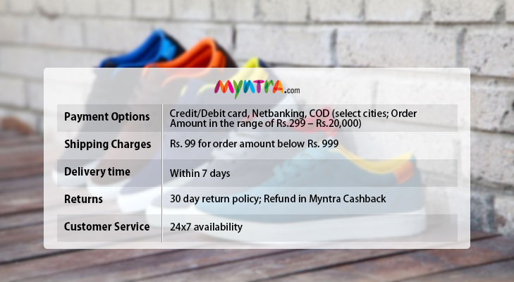 Myntra discount coupons 2019