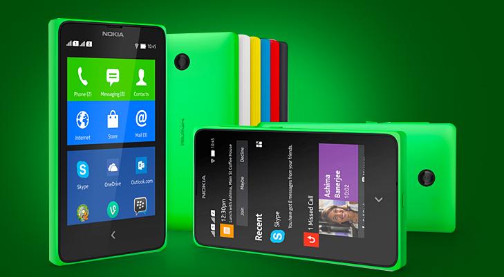 Nokia X @TheRoyaleIndia