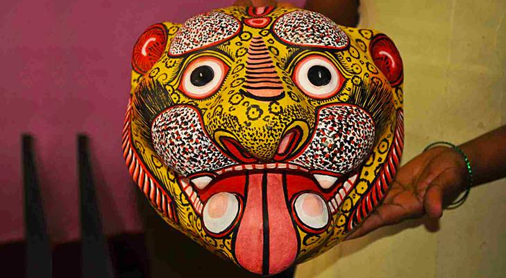 Raghurajpur Handicrafts Village @TheRoyaleIndia