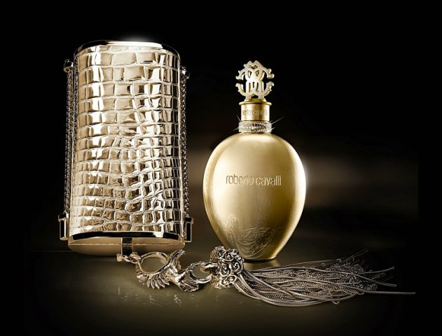 roberto cavalli gold edition @TheRoyaleIndia