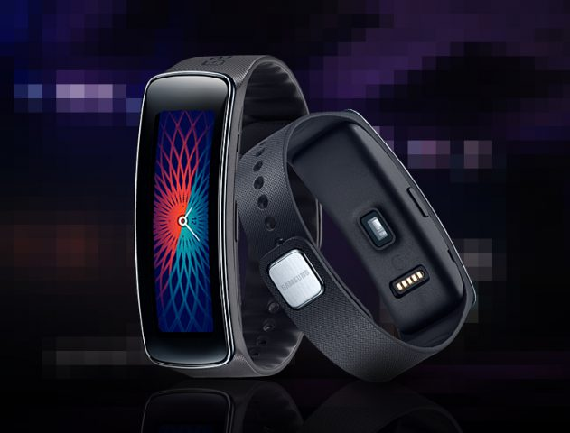 samsung gear fit @TheRoyaleIndia