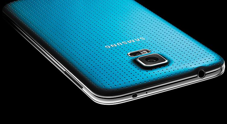 Samsung Galaxy S5 @TheRoyaleIndia