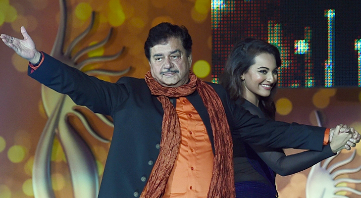 Shatrughan Sinha - Lifetime Achievement Award 2014 @TheRoyaleIndia