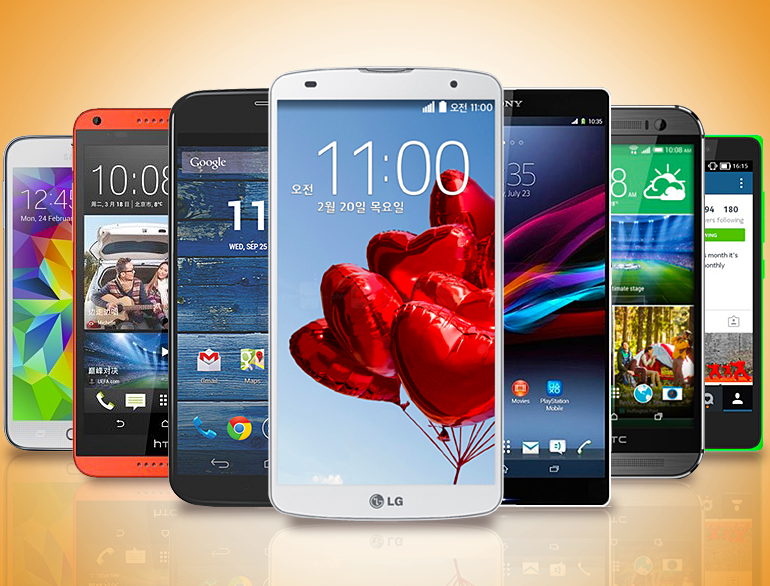 smartphones 2014 @TheRoyaleIndia