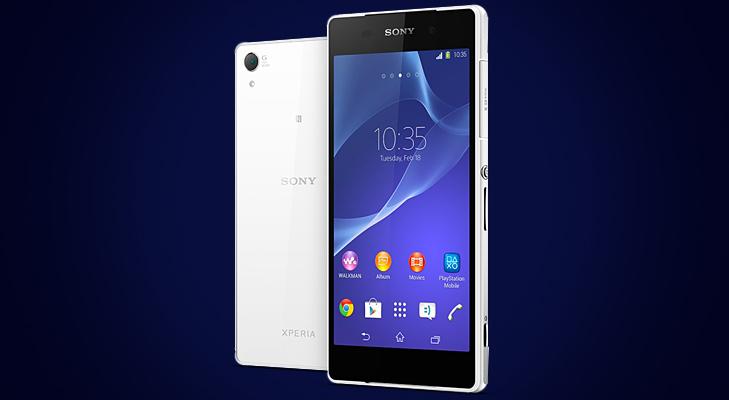 Sony Xperia Z2 @TheRoyaleIndia