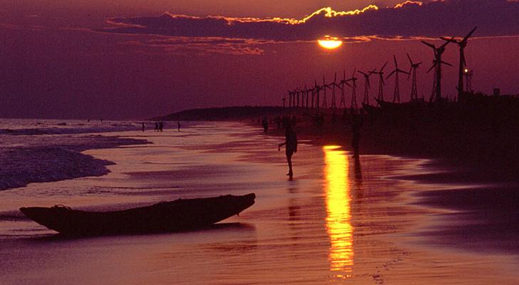 sunset at puri @TheRoyaleIndia