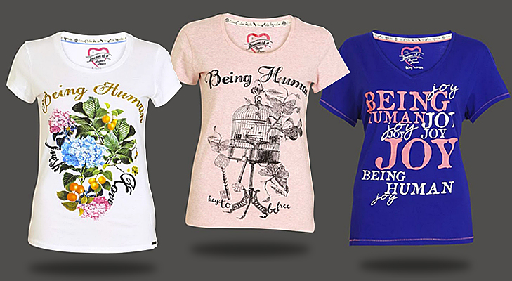 womenswear tees with graphic print @TheRoyaleIndia