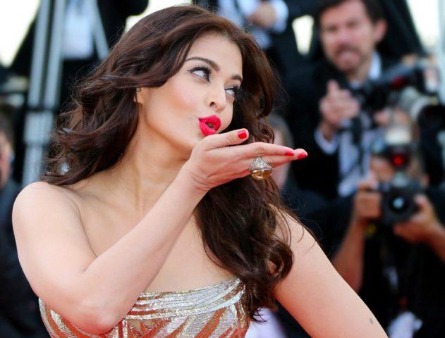 Aishwarya Rai Bachchan at Cannes @TheRoyaleIndia