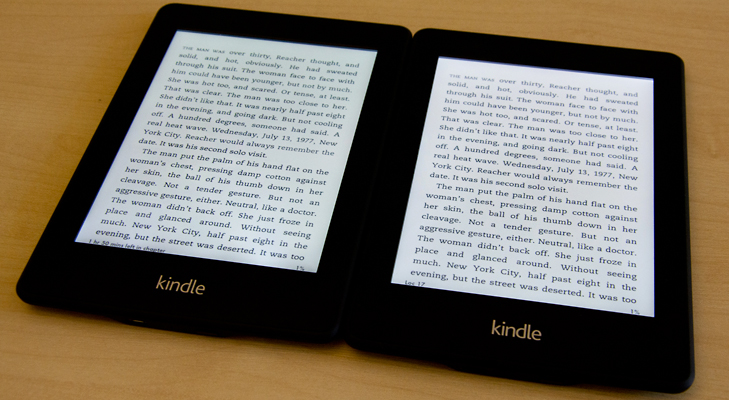 amazon kindle @TheRoyaleIndia