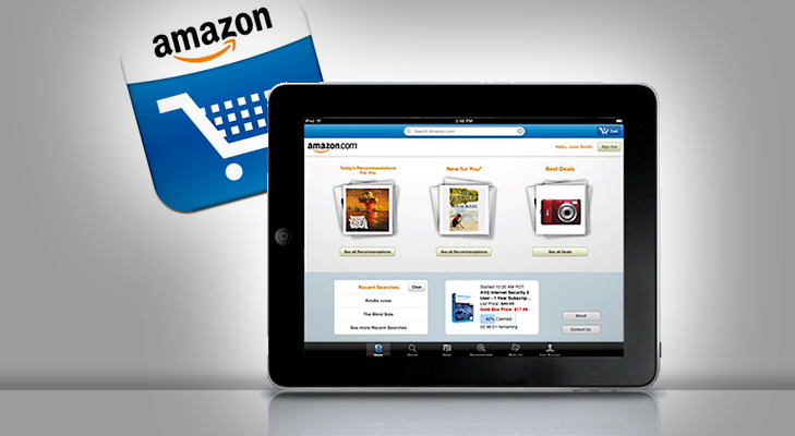 amazon mobile app @TheRoyaleIndia