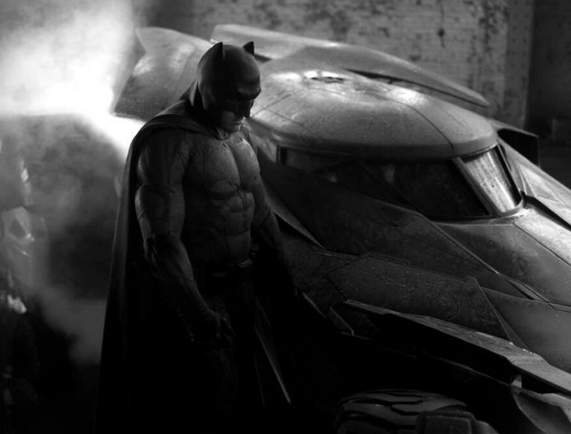 Revealed: Ben Affleck as Batman in Man of Steel sequel @TheRoyaleIndia