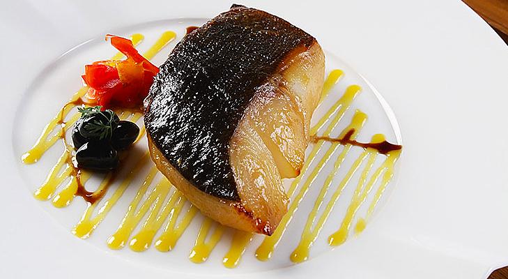 black cod miso at wasabi @TheRoyaleIndia