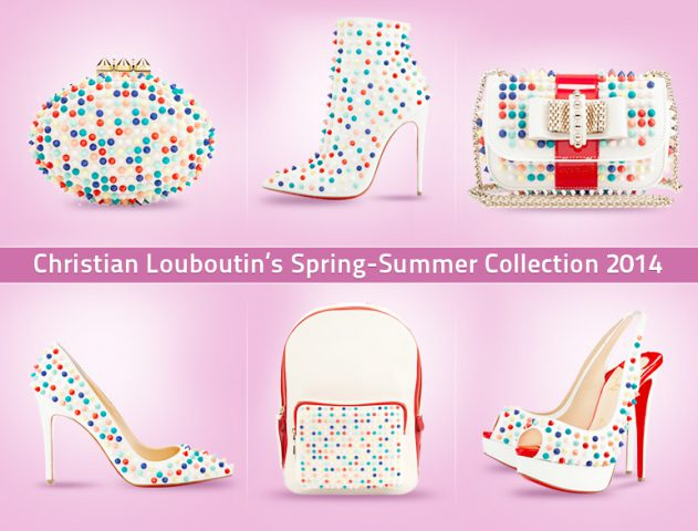 Christain Louboutin's spectacular Spring-Summer Collection @TheRoyaleIndia