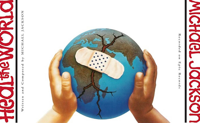 heal the world @TheRoyaleIndia