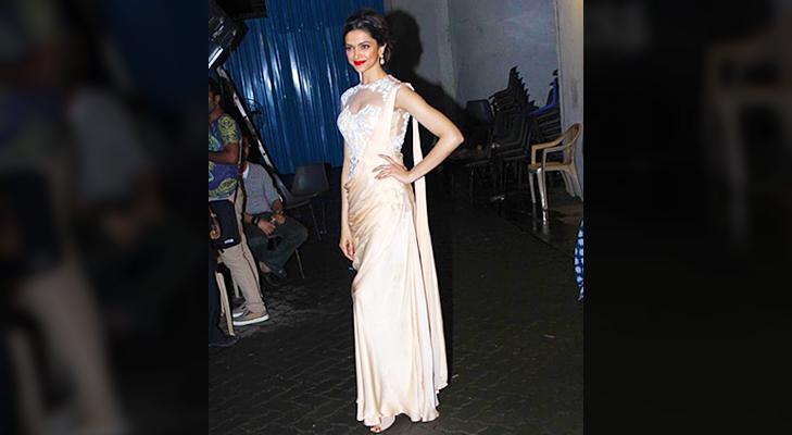 Deepika in Indo Western Bridal Wear @TheRoyaleIndia