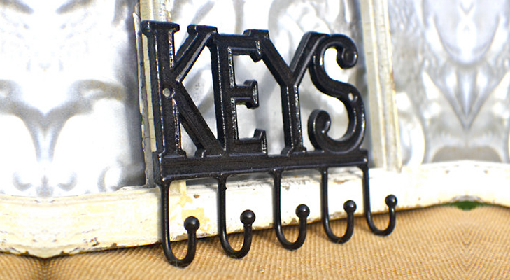 key rack @TheRoyaleIndia
