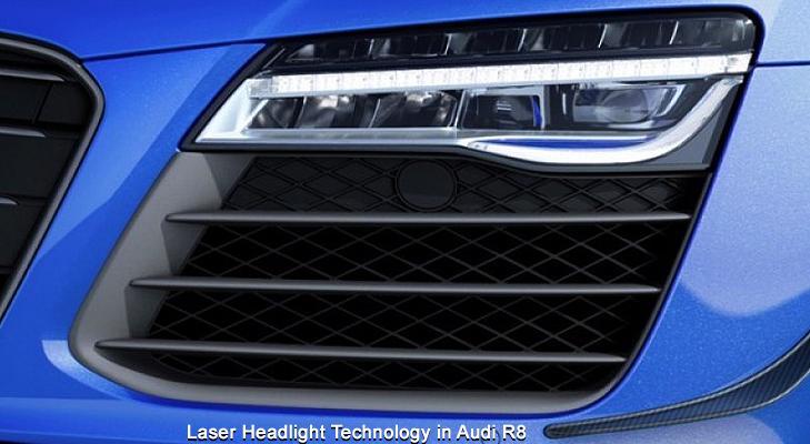 laser headlight audi @TheRoyaleIndia