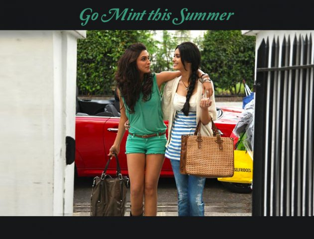 2 cool 'mint'y looks that complete your summer style @TheRoyaleIndia