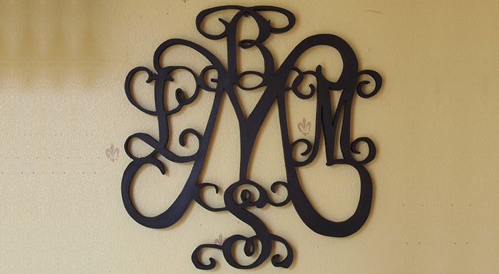 monogram @TheRoyaleIndia