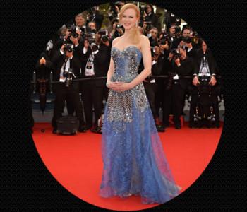 Nicole Kidman in Armani Prive @TheRoyaleIndia