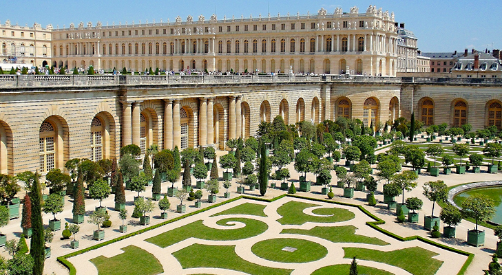 palace of versailles kim @TheRoyaleIndia