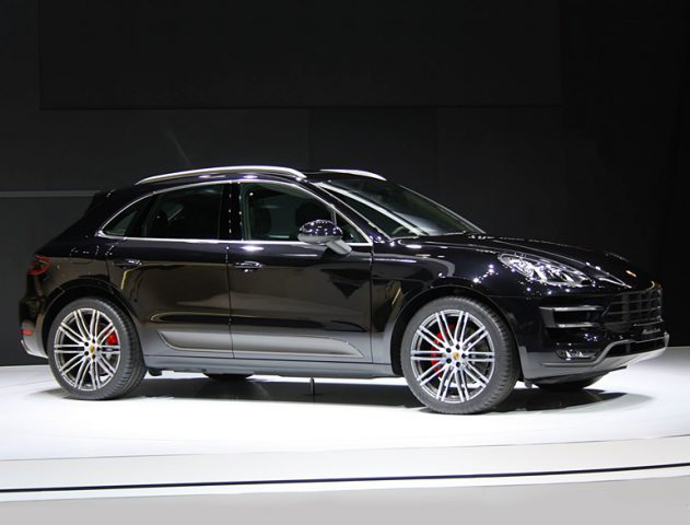 Porsche to launch Macan in India by mid-year @TheRoyaleIndia