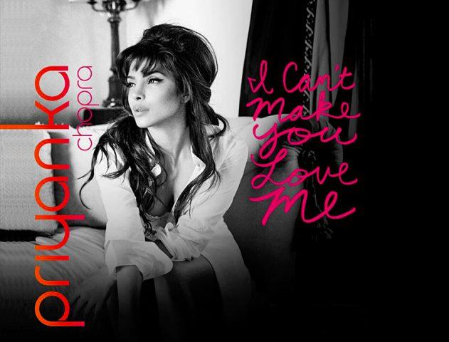 Priyanka Chopra launches new single 'I can't make you Love Me' Priyanka Chopra launches new single 'I can't make you Love Me' @TheRoyaleIndia
