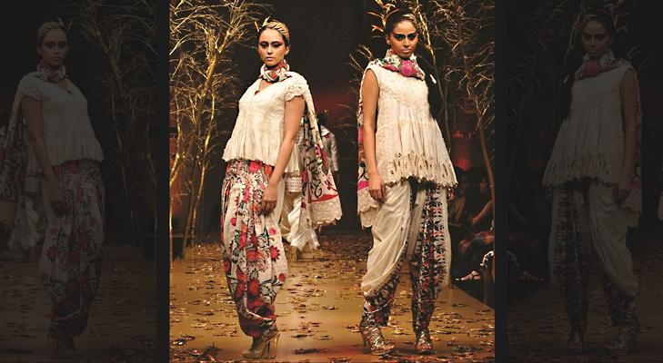 ritu beri fashion @TheRoyaleIndia