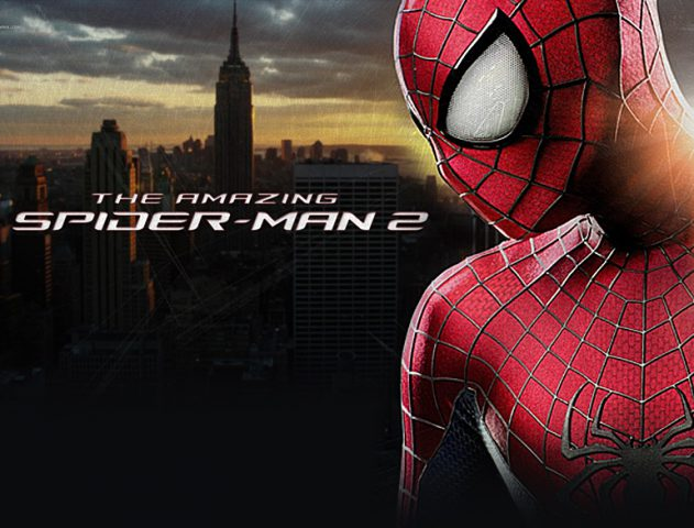 amazing spiderman 2 @TheRoyaleIndia