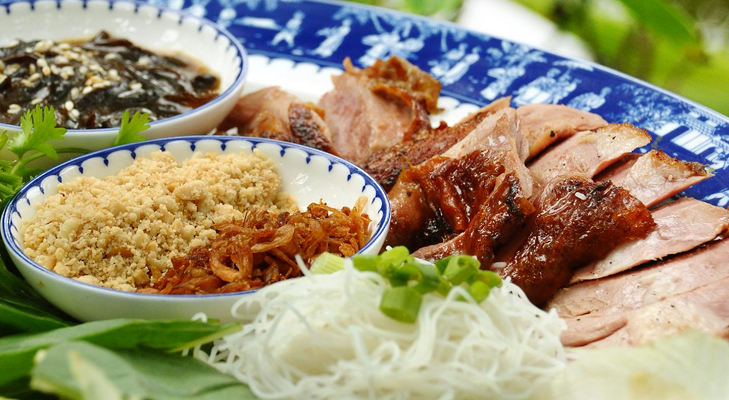 Vietnamese Cuisine - Blue Ginger Restaurant @TheRoyaleIndia