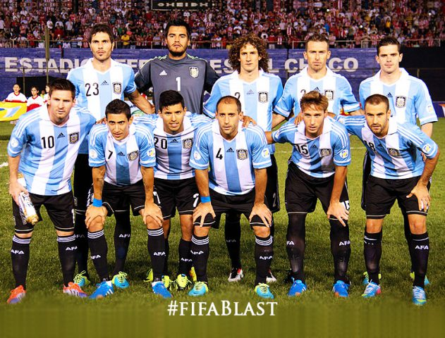 Argentina: World Cup 2014 FIFA Team Preview @TheRoyaleIndia