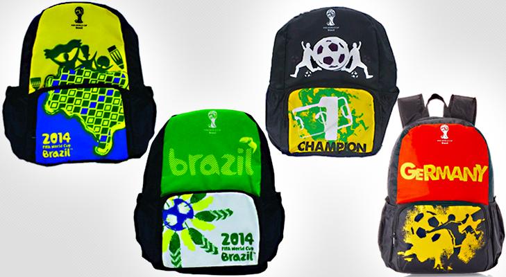 Football Merchandise Backpack @TheRoyaleIndia