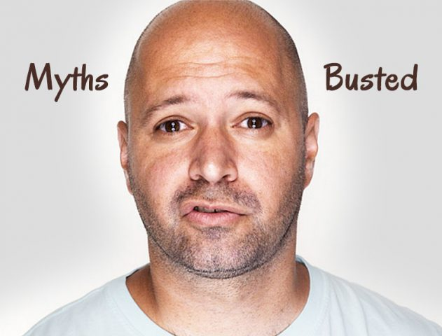 Myths about Male Pattern Baldness Busted @TheRoyaleIndia