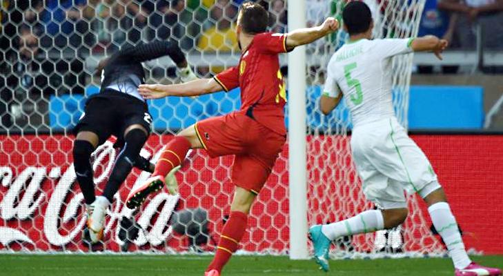 Belgium Vs Algeria @TheRoyaleIndia