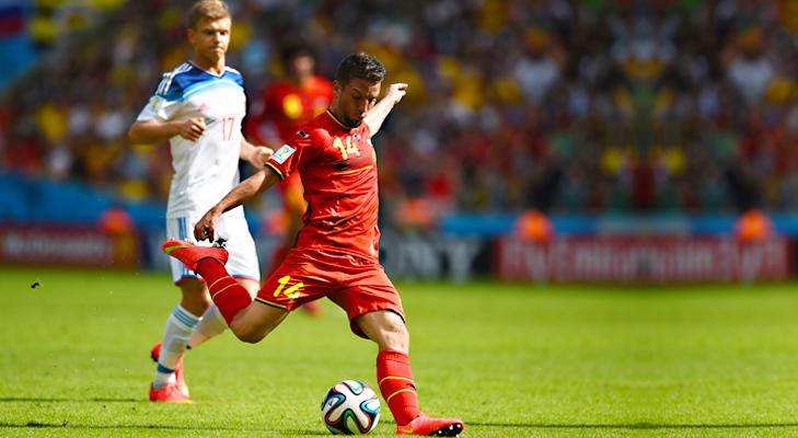 Belgium Vs Russia @TheRoyaleIndia
