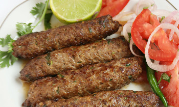 Bhopali Kebabs @TheRoyaleIndia