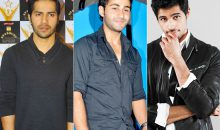 Suave & Dashing  Bollywood Newbies  –  Will they outshine?