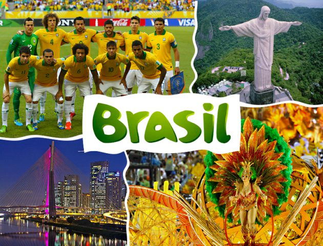 Beyond Soccer, Samba and Rio de Janeiro @TheRoyaleIndia
