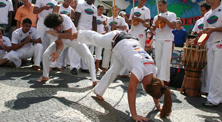 capoeira @TheRoyaleIndia
