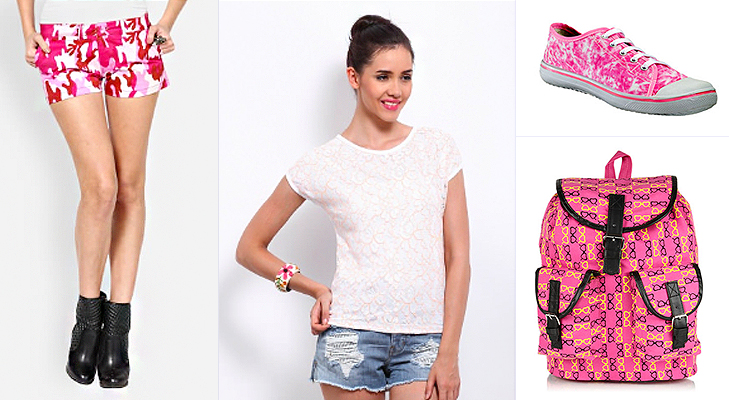 Print Clash – Casual Look! @TheRoyaleIndia