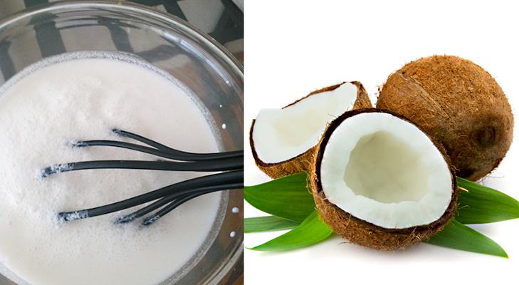 coconut milk @TheRoyaleIndia