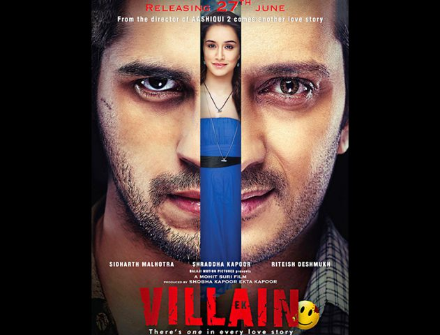 Ek Villian – Great Music and Action Packed Scenes @TheRoyaleIndia