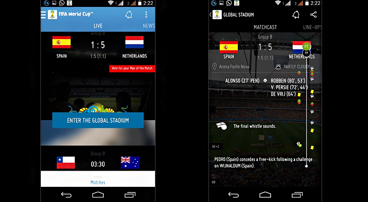 FIFA official app @TheRoyaleIndia