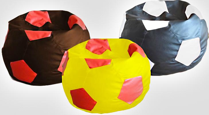 Football Bean Bag @TheRoyaleIndia