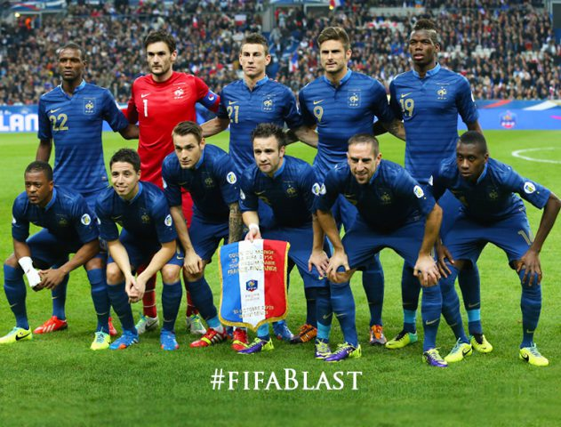 France: World Cup 2014 FIFA Team Preview @TheRoyaleIndia