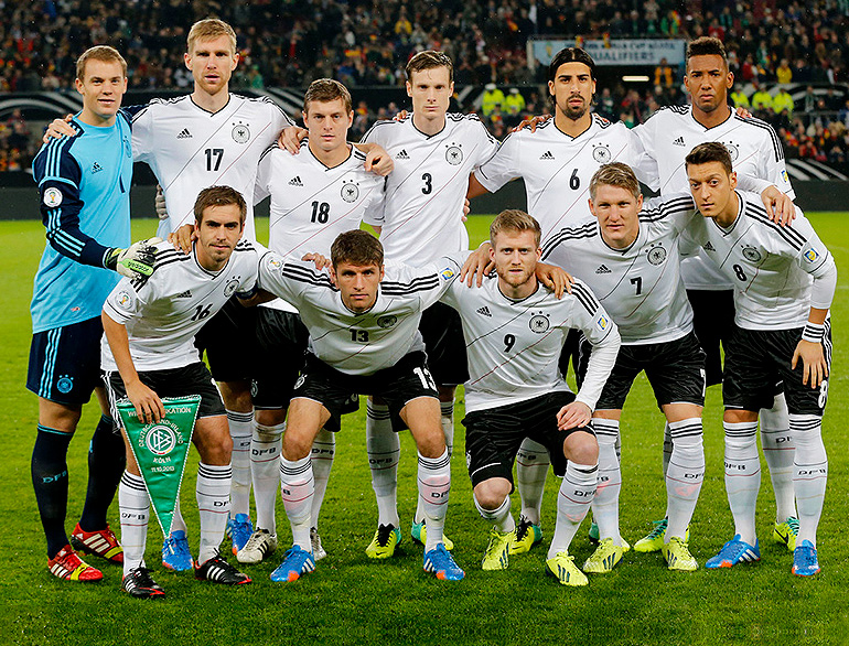 Germany team preview fifa 2014 world cup the royale for Mundial decor international nv