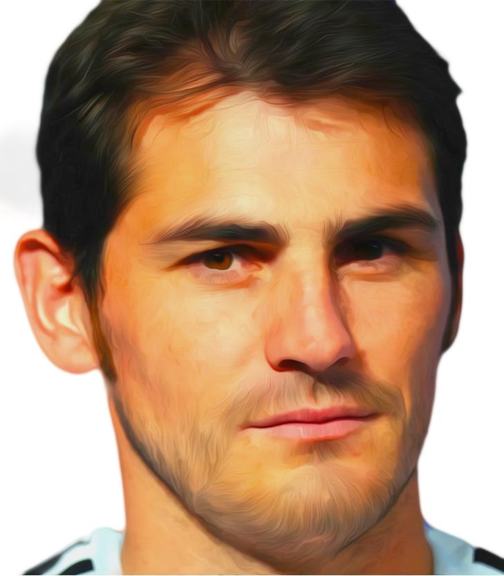 Iker Casillas @TheRoyaleIndia